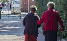 La pensión media en Castilla y León se sitúa en 970,93 euros, frente a la media nacional de 983,46