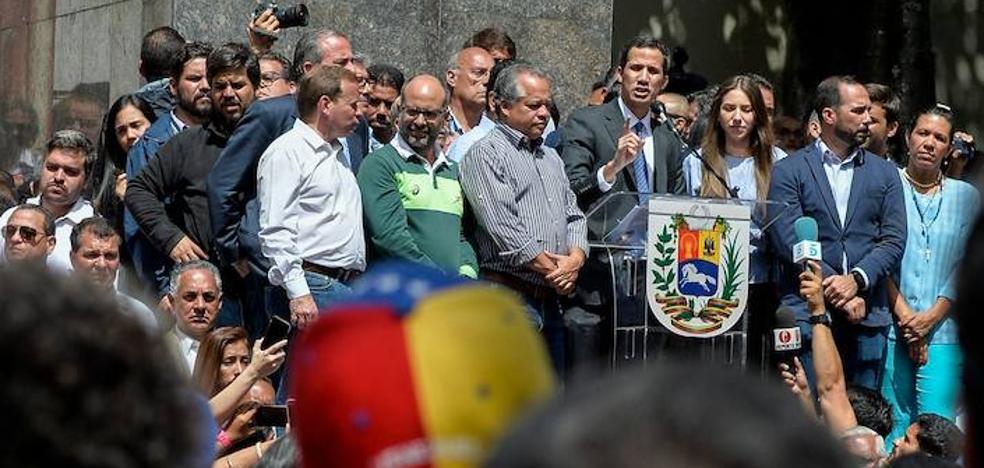 Europa prepara el ultimátum a Caracas