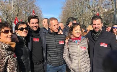 Tudanca: «El PSOE se mantendrá firme frente a los que quieren desmantelar la sanidad pública»