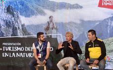 La Junta reafirma su apuesta por el turismo deportivo en Riaño y la imagen de Jesús Calleja
