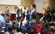León renueva sus tres 'Pajaritas Azules' por la gestión en la recogida selectiva de papel y cartón