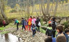 Escolares de 100 centros participarán en actividades de educación ambiental de la CHD