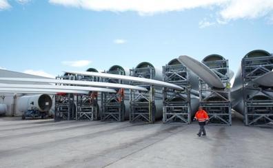 LM exige adaptar las conexiones con la A-6 para garantizar la salida de palas de 70 metros y elevar la producción