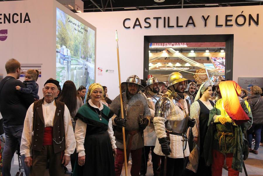 Fitur exporta a Castilla y León