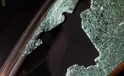 Disparan con perdigones a un conductor VTC cuando circulaba por Madrid