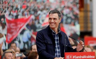 Sánchez critica el exceso de «testosterona» de una oposición sin escrúpulos