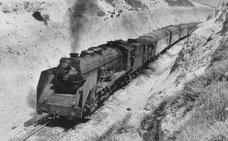 El PSOE pide unas instalaciones dignas para exhibir el patrimonio histórico del ferrocarril en León