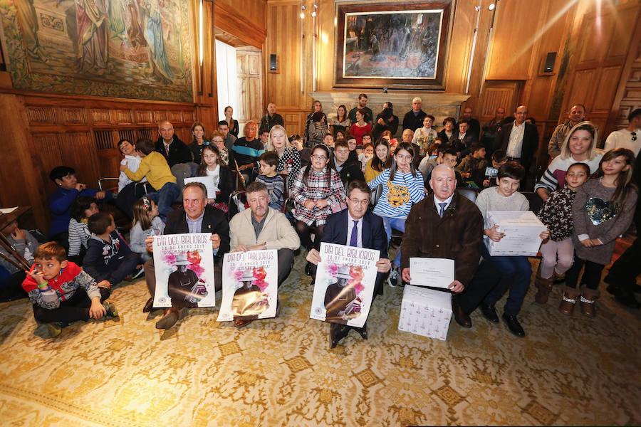 La Diputación de León celebra el Día Nacional del Bibliobús