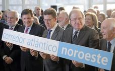 León se encomienda al futuro del Corredor Atlántico y sus 3.100 millones de inversión