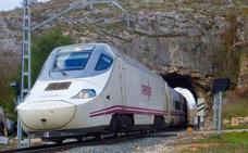 Adif licita por 12 millones la protección y seguridad en los túneles del AVE en la línea Madrid-León