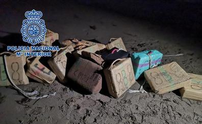 Detienen a doce narcos en Cádiz que utilizaban drones para alijar hachís en las costas gaditanas