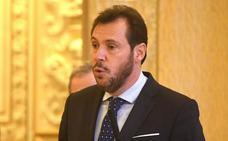 Óscar Puente cataloga a Valladolid como «la capital de Castilla y León» y afirma que la reprobación de León le preocupa «muy poco»