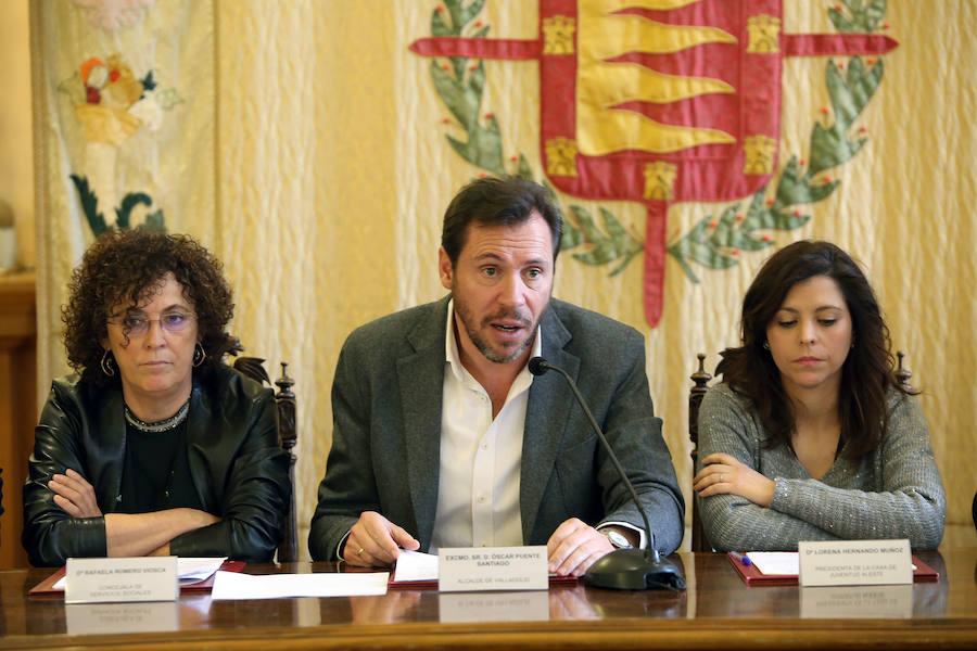 Óscar Puente responde a la reprobación de León