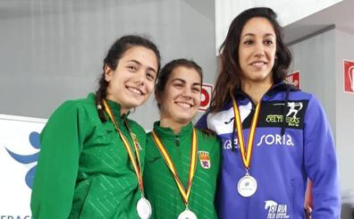 El Sprint logra seis oros y seis medallas más en el Campeonato autonómico de atletismo