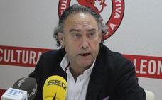 Felipe Llamazares confirma que la Cultural busca un lateral izquierdo