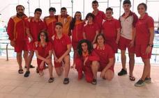 El leonés David Cubillas roza el podio en el Campeonato de España Axa