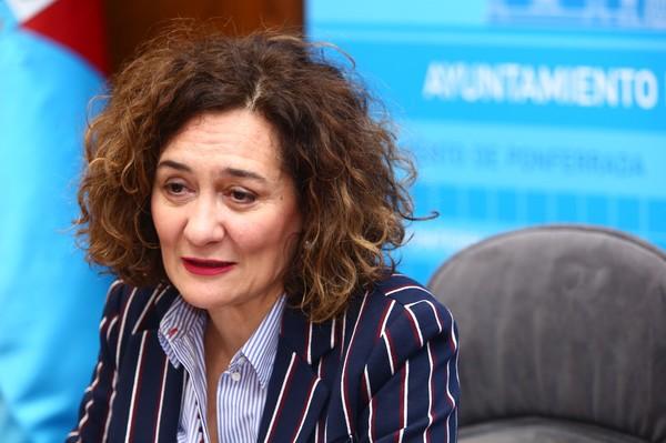 La alcaldesa de Ponferrada valora la decisión del PP de dejarla al margen de la carrera para revalidar la Alcaldía