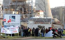El PCE exige a Gobierno y Junta un plan «real» de recolocaciones para los trabajadores de las auxiliares de Compostilla