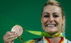Lydia Valentín recibirá en febrero el oro de Londres 2012