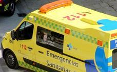Dos personas heridas tras ser arrolladas por un turismo San Andrés del Rabanedo