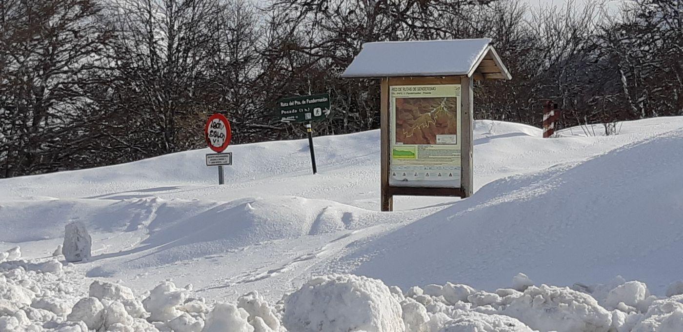Más nieve para León