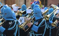 La Agrupación Musical de la Cofradía de la Bienaventuranza celebra su séptimo aniversario
