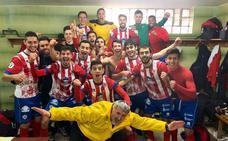 El Atlético Bembibre asoma la cabeza a costa de hundir a La Bañeza