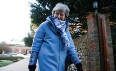 May está «determinada» a implementar el 'brexit' el 29 de marzo