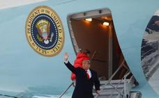 Trump insiste en la retirada de «interminables» guerras de Siria y Afaganistán