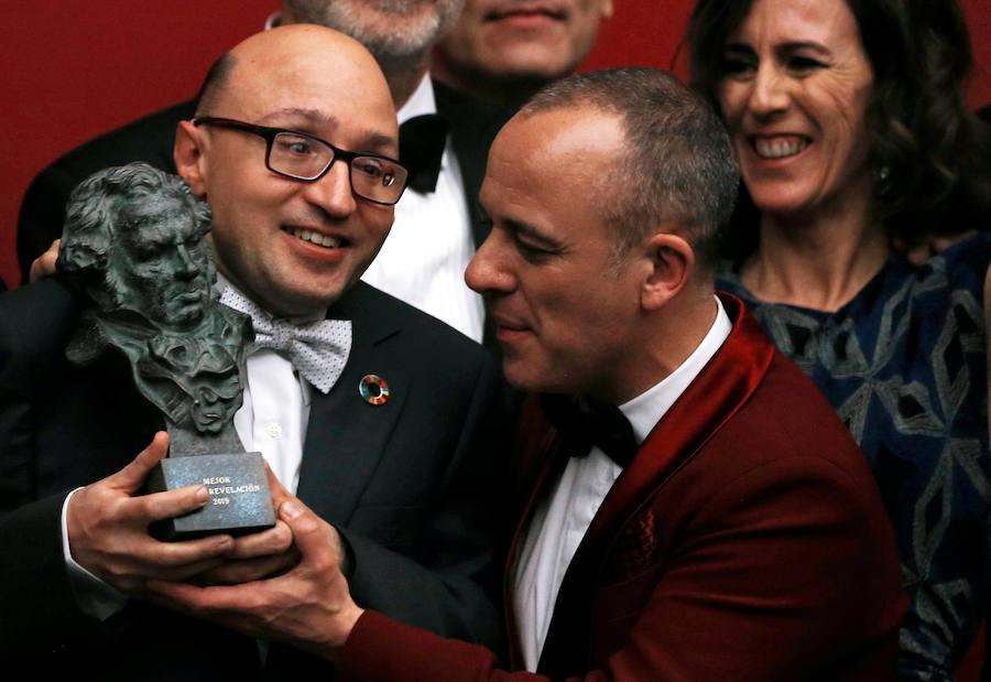 Jesús Vidal, el actor que regaló un Goya a León