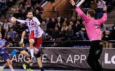 Biosca achaca la derrota en Logroño a la «falta de ritmo»