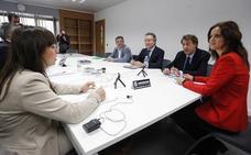 PP y Cs no solventan sus diferencias y mantienen en suspenso la comisión de la Enredadera en León