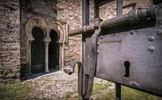 La Junta contará con el apoyo de World Monuments Fund España para acometer la última fase de restauración de la iglesia de Santiago de Peñalba