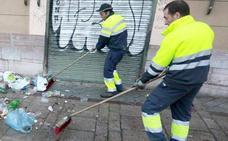 El PSOE denuncia un récord de quejas en 2018 por el «pésimo» estado de la ciudad de León