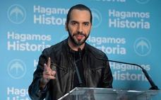 El Salvador da un giro a la derecha con el triunfo de Bukele