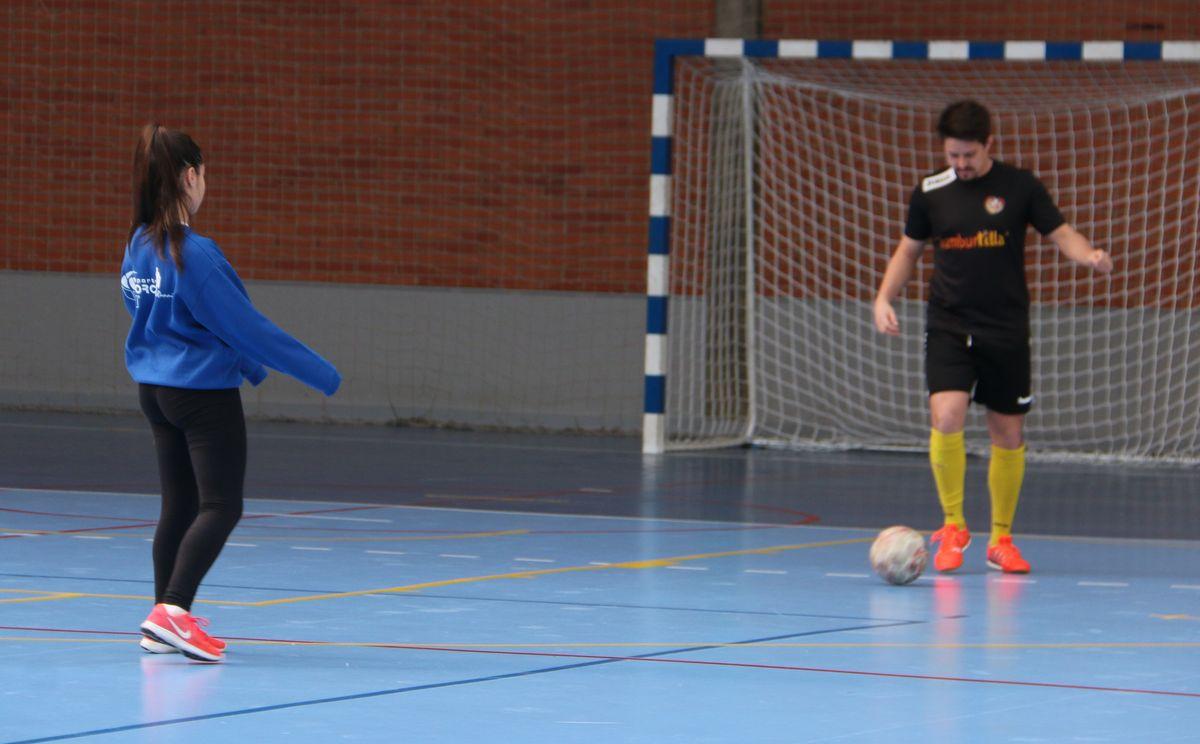 Los Erasmus conocen León a tráves del deporte