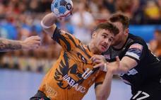 Rodrigo Pérez prioriza «jugar» ante la oferta del Ademar