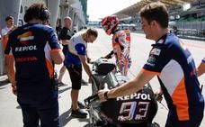 El regreso agridulce de Marc Márquez a su MotoGP