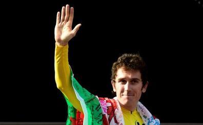 Geraint Thomas renuncia al Giro para centrarse en el Tour