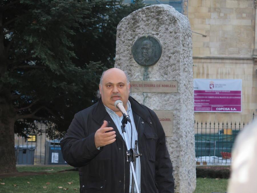 El romanticismo de Rubén Darío se cita en León
