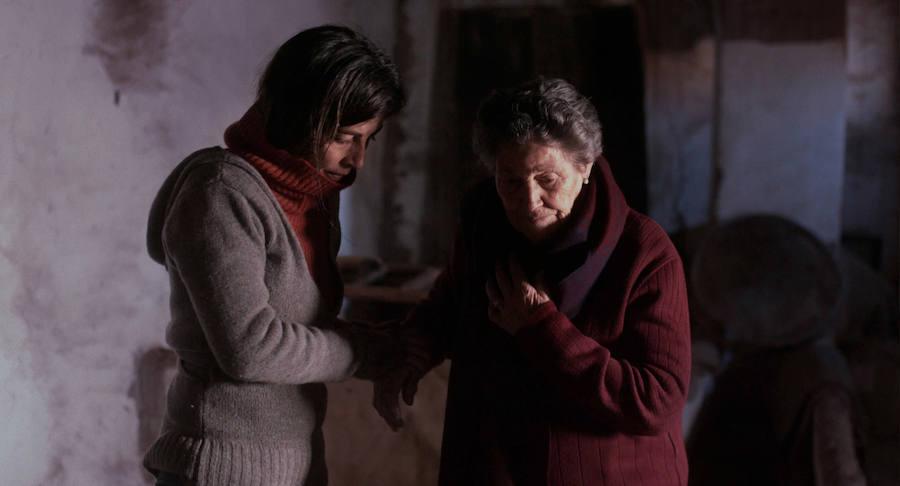 Meritxell Colell visita el Grupo de Diálogo sobre Cine del Musac