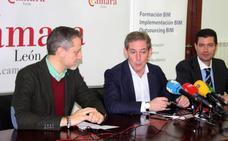 Cámara de Comercio y Ule impulsan la tecnología BIM en el ámbito de la construcción en León