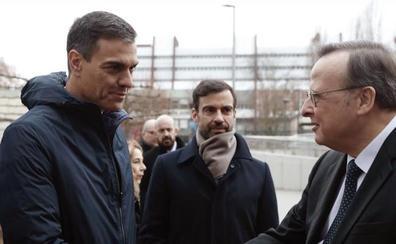 Sánchez defiende en Estrasburgo a los tribunales españoles «frente a relatos falsos»