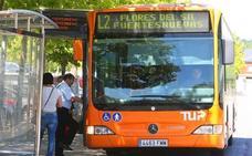 Ponferrada incorporará un autobús híbrido en la línea circular del TUP durante un mes para reforzar el servicio