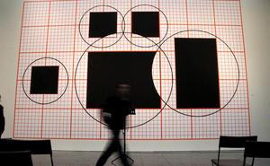 El Musac inaugura mañana la primera exposición individual en España de Channa Horwitz