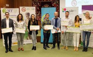 Seleccionados los ganadores de la ULE del concurso 'Tesis en tres minutos'