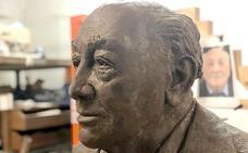 La escultura en bronce el Hermano Tomás, a un paso de estar definida