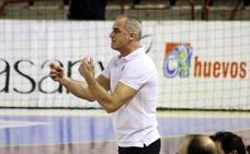 Rafa Guijosa: «El objetivo es defender el segundo puesto»