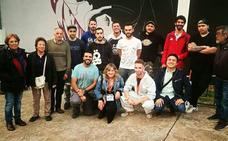 'Graffiteando en Villaquilambre' vuelve a llenar la calle de arte