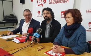 Izquierda Unida tacha de «delincuentes» a propietarios de Embutidos Rodríguez y exige la «readmisión inmediata» de los once trabajadores
